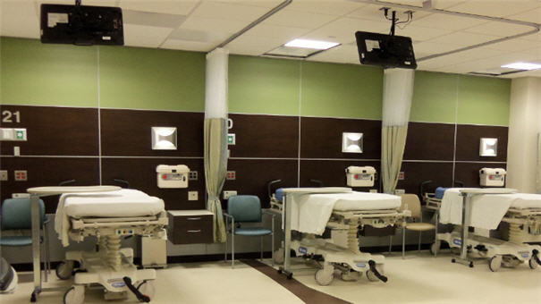 Healthcare Interiors | Build Patient Rooms | DIRTT » DIRTT